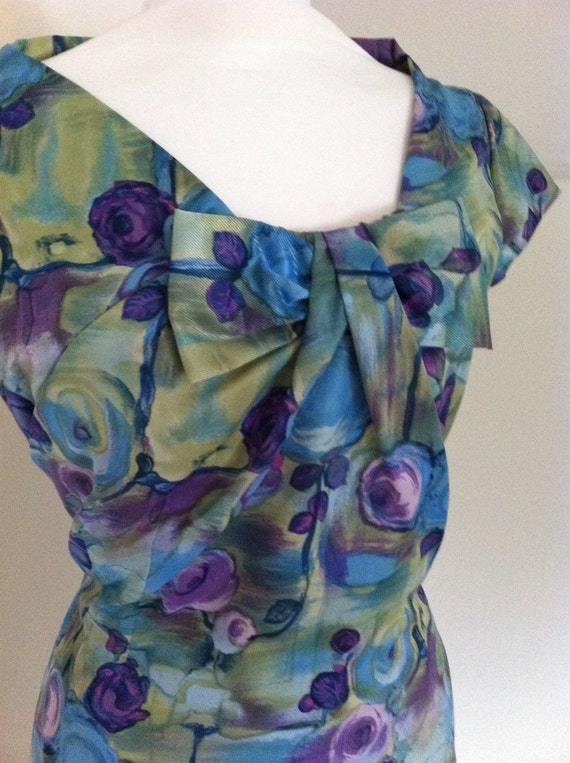 Vintage 1960's Cocktail Dress by Ladycourt of London (12)  NEW PRICE