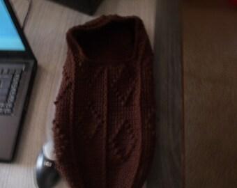 Grandma little peanut hooded cacoon 0 3 months