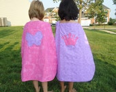 Double Sided Girl's Cape