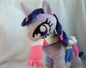 MLP:FiM Twilight Sparkle Winter-Wrap Up Pony Plush