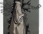 Alex Diamond: Mutter (Magazine Drawing 026/12)