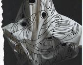 Alex Diamond: Song & Dance (Magazine Drawing 029/12)