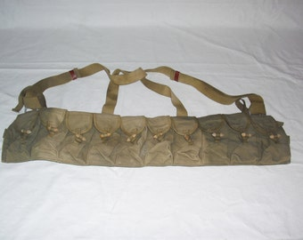 Chinese Military Ammo Pouch