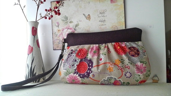 2 way bag (wristlet or clutch)