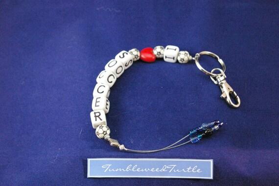 Soccer Key Chain - 0671