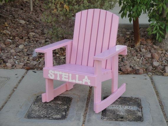 Winnie Rocking Chair