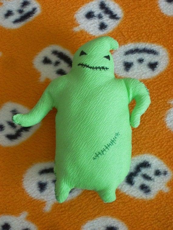 SALE--Oogie Boogie stuffed doll - Nightmare Before Christmas