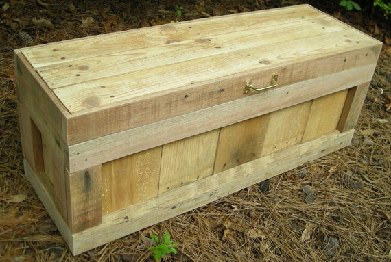 Hope Chests Wooden Handcrafted ~ Items similar to custom color hope chest toy box