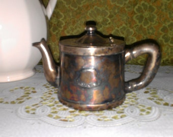 "Thorner Bros ""Hospital property"" tea pot or creamer"