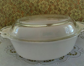 FireKing casserole pans with lid 1.5 qt, one per price