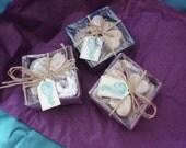 Handmade Guest Soap Gift Set