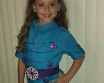 MARINA'S DRESS- 3 Pcs outift/costume set
