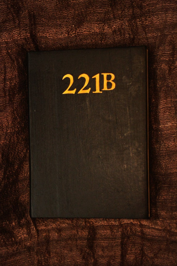 221B Baker Street Journal
