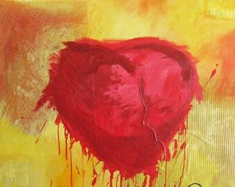 This Bleeding Heart