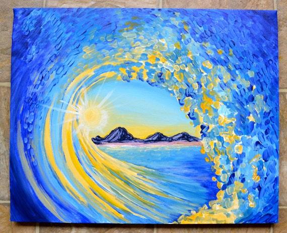 Wave Paintings