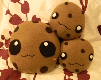 Large Plushie Kawaii Cookie