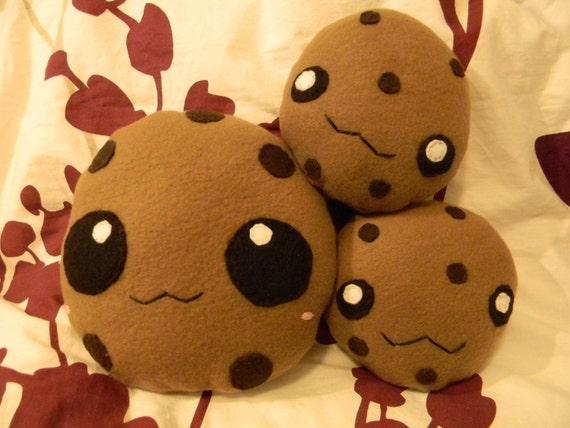 Small Plushie Kawaii Cookie