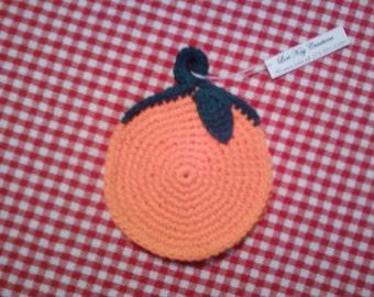 Pumpkin Pot Holders