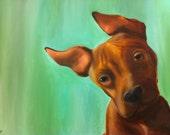 Custom Pet Portrait 18x24