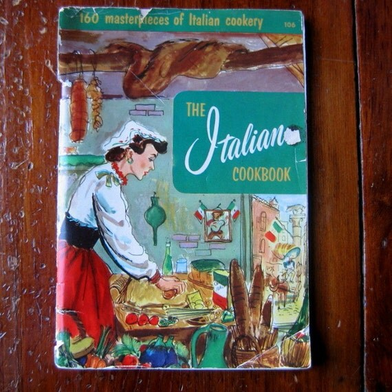 The Italian Cookbook by Culinary - 120.4KB