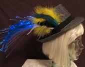 Fiber Optic, Feather Fedora