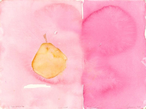 Pink Pear