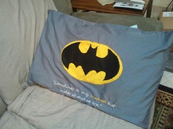 Batman Pillowcase