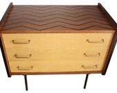 """Vintage chest - """"Tiger des Woods"""""""
