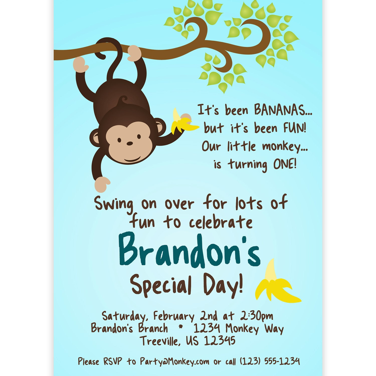 Unique Birthday Invitations with awesome invitations layout