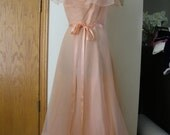 SALE 15% OFF OBO 1980's Footloose Style Prom/Bridesmaid Dress