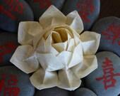PDF-Anleitung - Origami-Lotusblüte
