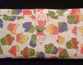 Cupcake Duct Tape Wallet