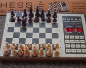 Chess Set, Challanger