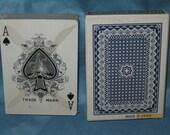 Vintage AIM Pinochle Playing Cards Original Box Fazio Windmill SEALED JAPAN