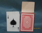 Vintage ARRCO Streamline No 2 Pinochle Playing Cards Original Box