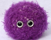 Purple Fuzzy Collectible - Fribble