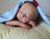 Custom Made Newborn Sized Reborn Baby by BinglesBangles&Babies Artist Kimiko Stallard