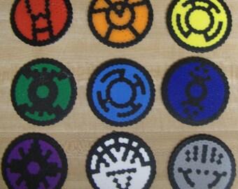 The Lantern Corps Symbols