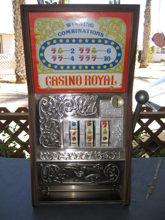 Casino royale slot machine bank responsible gambling queensland