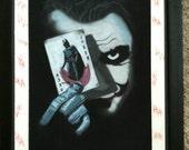 The Joker -hand drawn-