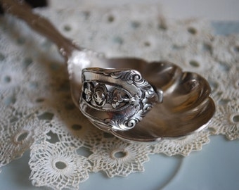 "Spoon Ring: ""Empire"" by Silver Spoon Jewelry"