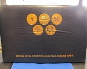24 Piece Set of 1984 Olympic Game Coins / Tokens