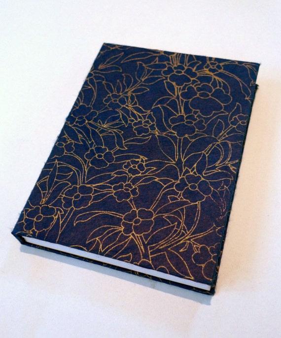 Navy A6 Sketchbook