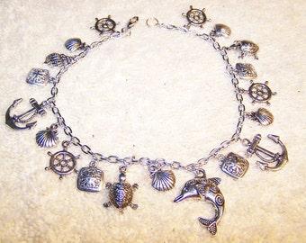 Seaside Anklet or Bracelet