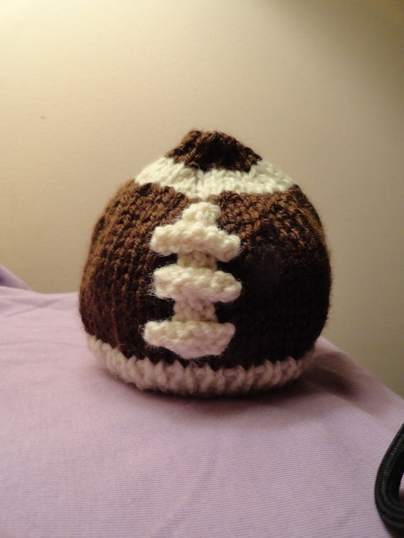 Football Baby Hat