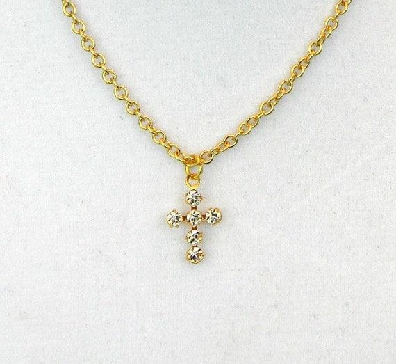 Swarovski Crystal Passions Cross