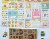 Instan Vintage Sticker Collection