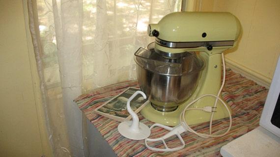 Vintage Kitchen Aid/Hobart K45SS Stand Mixer