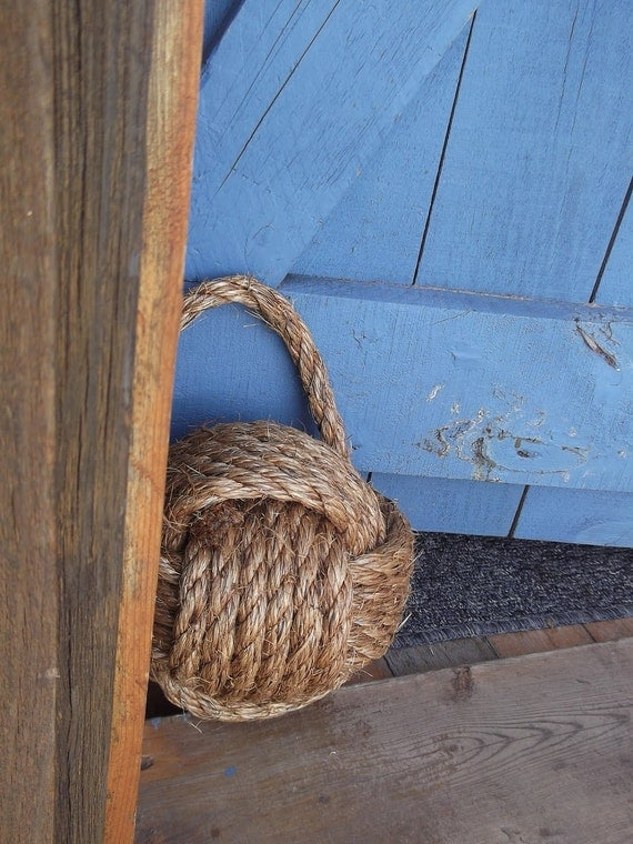 Nautical Doorstop - great nautical wedding gift