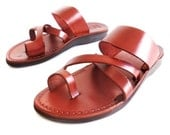 Leather Sandals, Leather Sandals Women, Sandals, Women's Shoes, ROMAN, Flip Flops, Biblical Sandals, Jesus Sandals